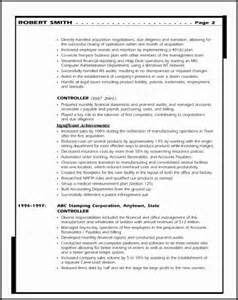 resume sle 2