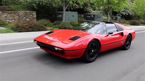 A Story Of A Ferrari 308 Gts Being Electrified And Bring