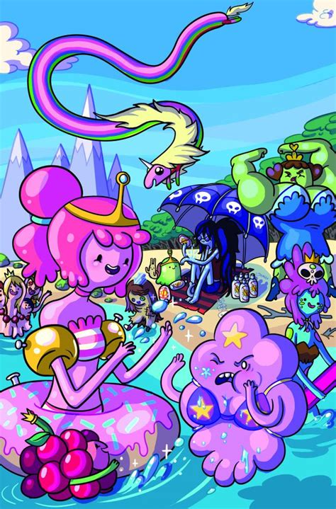 Kaos Adventure Time 3 image adventuretime cvr3 b jpg adventure time wiki fandom powered by wikia