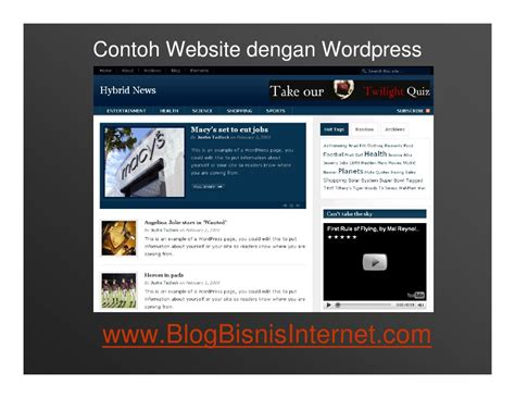 membuat blog wordpress pdf membuat blog wordpress