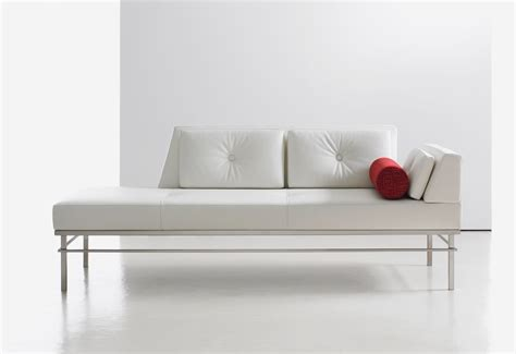 sofa bench white lounge sofa back bench ambience dor 233