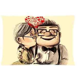 imagenes de ellie up christmas gift sweet carl and ellie pixar up i love you