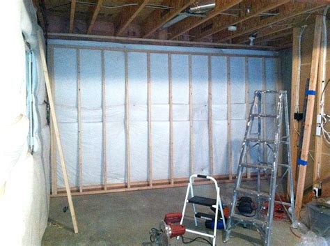 1000 ideas about framing basement walls on