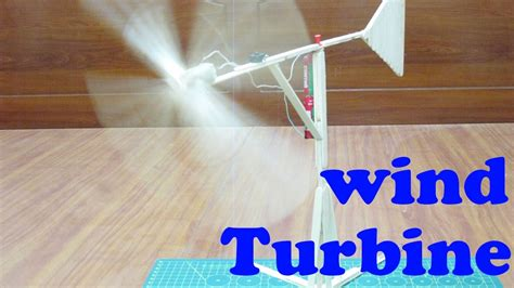 how to make windmill with motor how to make wind turbine using popsicle sticks