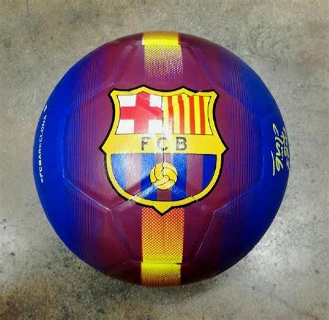 pelotas de futbol de cuero pelotas futbol barcelona clasf