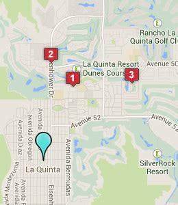 map of la quinta california la quinta ca hotels motels see all discounts