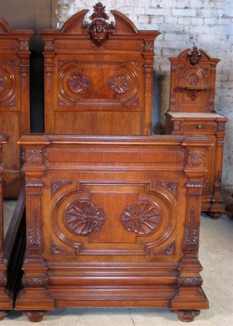 antik schlafzimmer sensationelles fig 252 rliches 7 teiliges gr 252 nderzeit