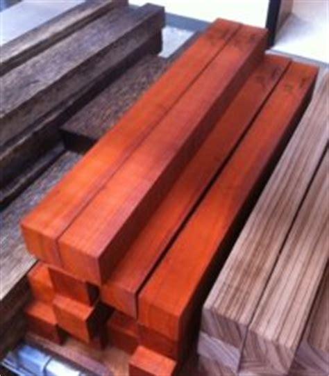 wood turning tropical exotic hardwoods