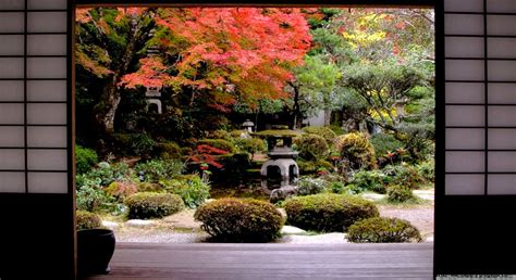 japanese garden desktop background zoom wallpapers