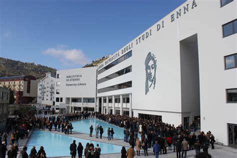 nuova enna universit 224 kore di enna inaugurata la nuova biblioteca