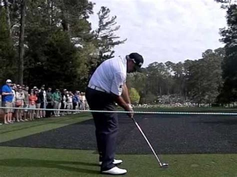 angel cabrera swing angel cabrera golf swing golf videos from around the