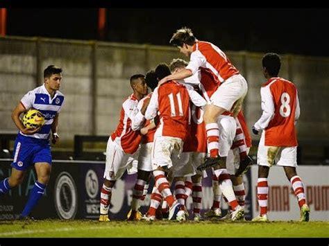 arsenal academy top 10 arsenal academy goals season 2014 15 youtube