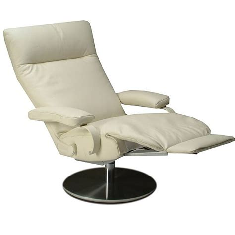 Reclining Chairs For Small Spaces by Sumi Reclining Chair From Lafer Leather Recliner