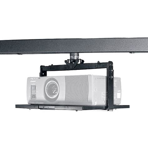 Chief Universal Ceiling Mount - chief lcda220c non inverted universal projector lcda220c b h