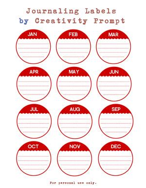 printable month tags 8 best images of printable month labels months of the