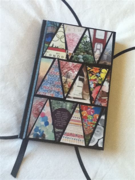 Diy Handmade Journals - diy triangle journal cover journaling planners