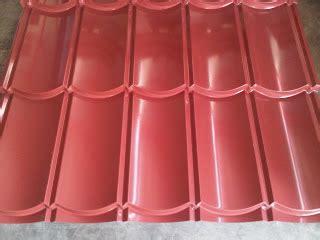 Genteng Metal Multiroof Per M2 genteng multiroof distributor genteng metal multiroof