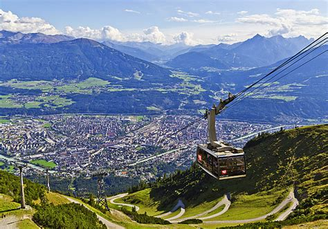 Nordkette   Innsbruck   Cities   Travel Destinations