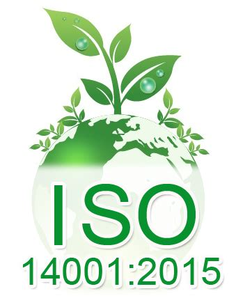 iso14001:2015 launched | environet solutions