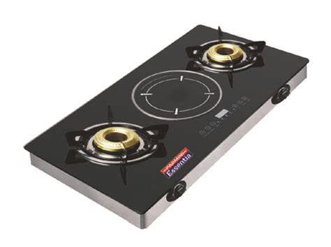 induction cooking gas padmini hybrid