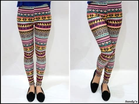 tribal pattern tights pants tribal pattern leggings wheretoget