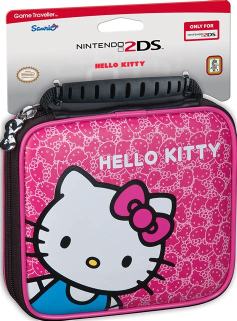 hello kitty nintendo ds hello kitty carrying bag bigben en audio gaming