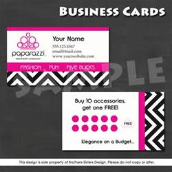 paparazzi business cards paparazzi jewelry business card digital by