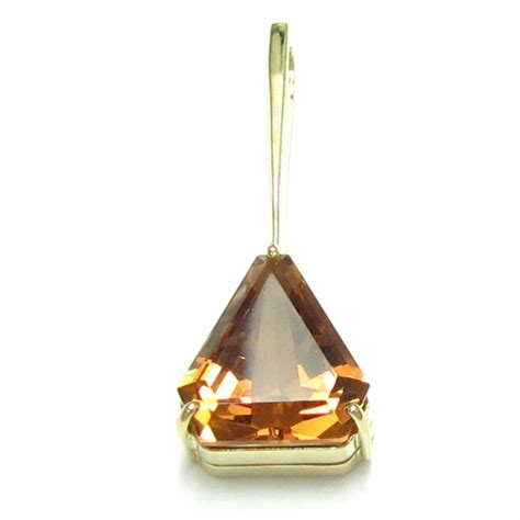 hofstetterjewellery ca hessonite garnet pendant