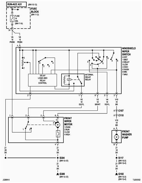 [AK_4210] Wrangler Tj Wiring Diagram Wiring Diagram