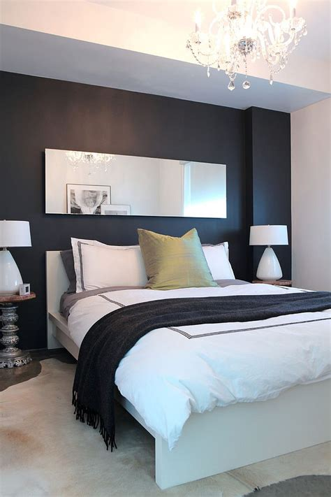 black paint for bedroom walls 35 bedrooms that revel in the beauty of chalkboard paint