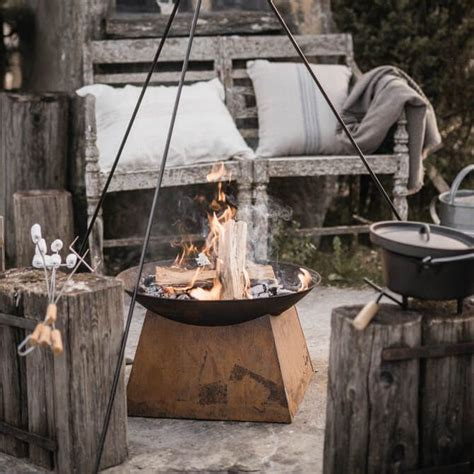 Feuerschale Outdoor by 89 Best Pit Ideas Images On Outdoor