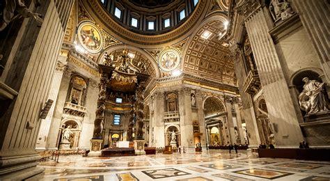 cupola di s pietro la basilica di san pietro port mobility civitavecchia