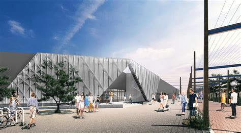 shop architects modern santa fe gallery design is inspired shop reveals plan to expand site santa fe archdaily