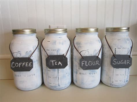 Tea Set Shabby 15 Pcs Nakami jar canisters