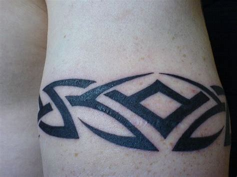 tribal arm tattoos for guys 25 tribal armband tattoos creativefan