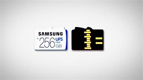 Memory Card Samsung move microsd new samsung ufs memory cards deliver