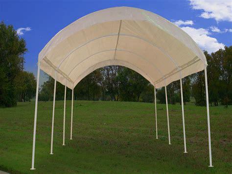 Dome Carport 10 x 20 carport dome shelter