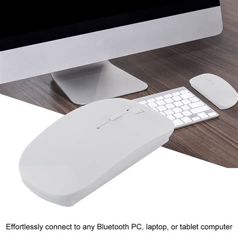 Mouse Bluetooth 3 0 wireless rechargeable mouse bluetooth 3 0