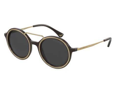 Emporio Armani Ea010 Gold emporio armani sunglasses ea 4062 5463 1z brown visionet