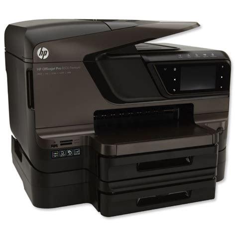 Printer Hp Officejet Pro 8600 hewlett packard hp officejet pro 8600e colour multifunction inkjet printer ref cm749a cm749a
