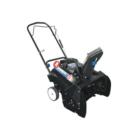 aavix 21 in 163cc single stage electric start gas snow