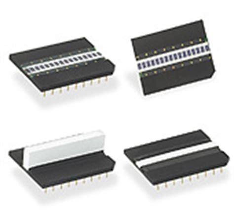 x photodiode array multi channel x detectors x and radiation detectors silicon photodiodes osi