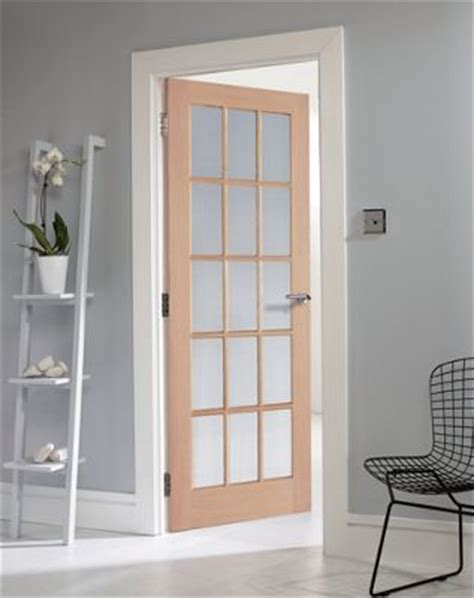Homebase Interior Doors Draco Walnut Finish Glazed Door 838mm Wide At Homebase Be Inspired And Make Your