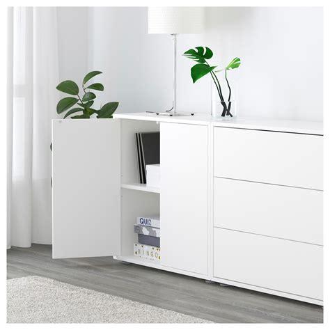 ikea eket cabinet eket cabinet combination with feet white 280x35x72 cm ikea