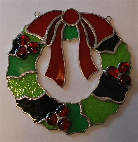 1000 ideas about stained glass christmas on pinterest