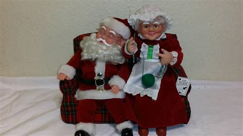 animated santa and mrs claus youtube