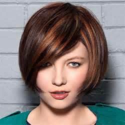 coiffure carre plongeant effet boule