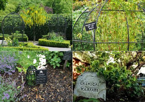 Poison Garden by The Poison Garden Poisonous Plants