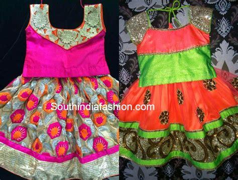 kids lehengas fashion trends south india fashion kids lehengas fashion trends page 3 of 4 south