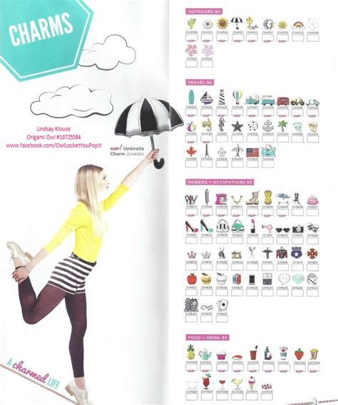 Origami Owl New Catalog - origami owl 2014 new catalog and charms follow